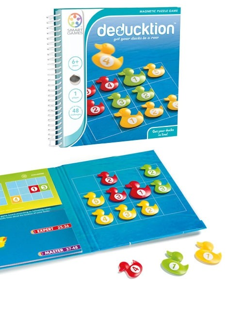 Deducktion - Magnetic Travel Game