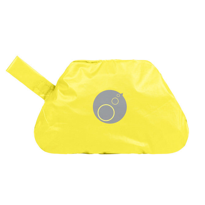 Smock Bib | 2-4 year - Lemon Sherbert