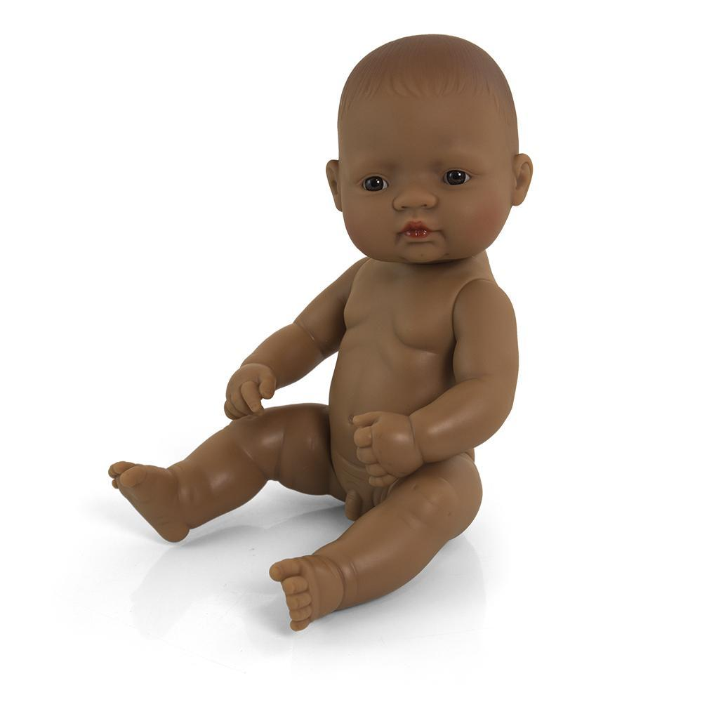Anatomically Correct Doll | 32cm - Hispanic Boy