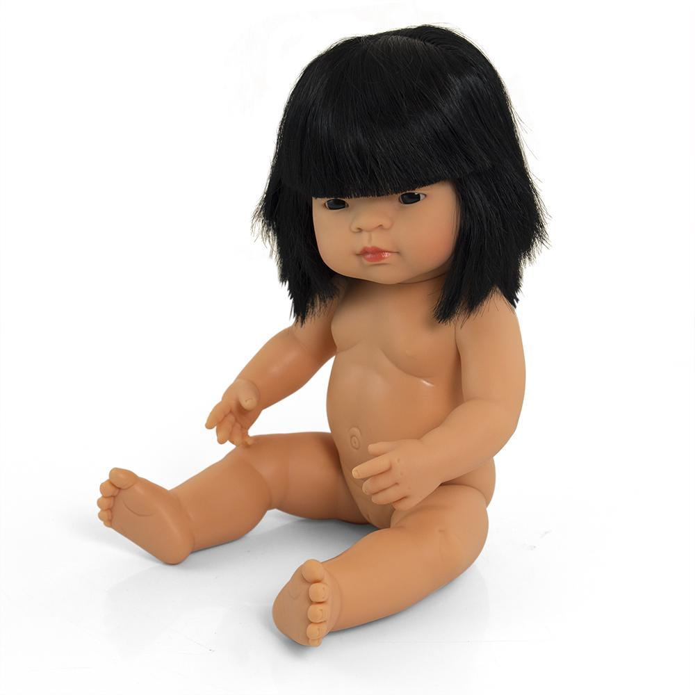 Anatomically Correct Doll | 38cm - Asian Girl