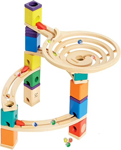 Quadrilla | Marble Run - The Roundabout