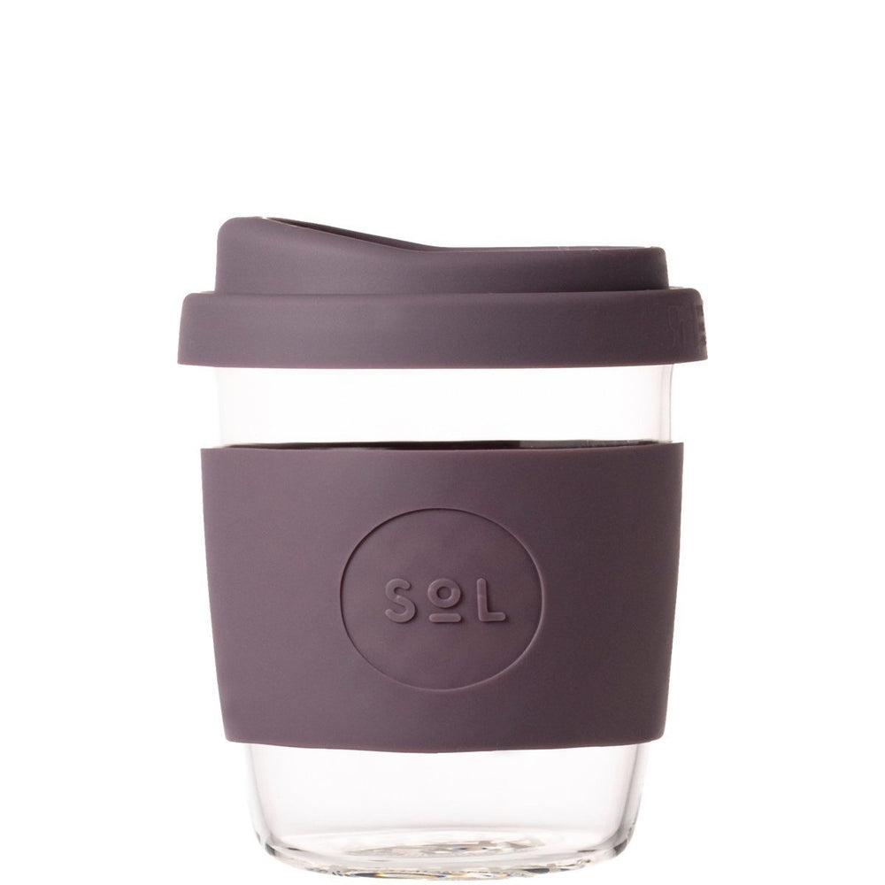 Glass Cup | 8oz - Mystic Mauve