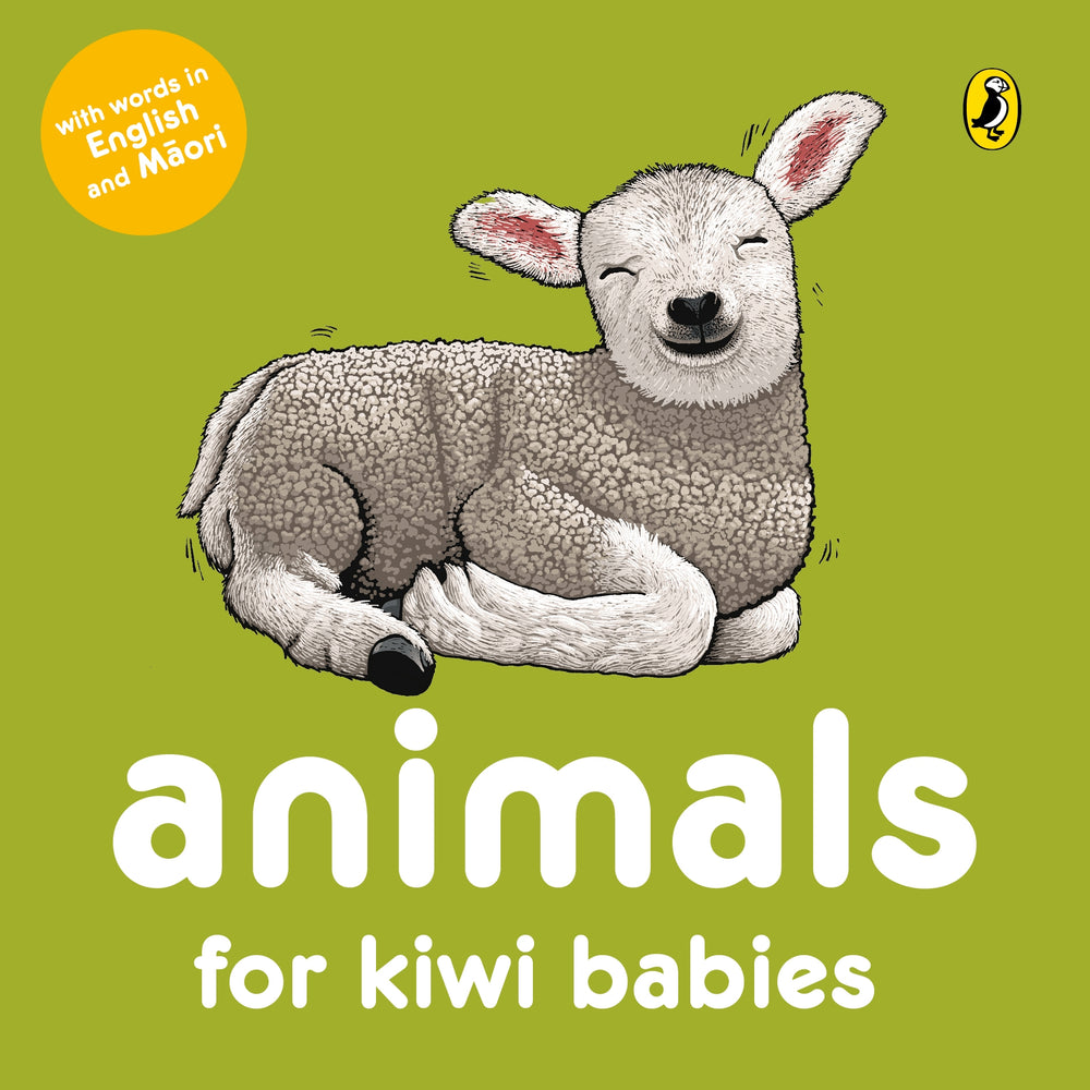 Animals for Kiwi Babies