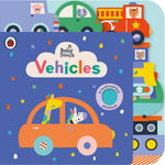 Baby Touch | Vehicles Tab Book