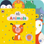 Baby Touch | Animals Tab Book