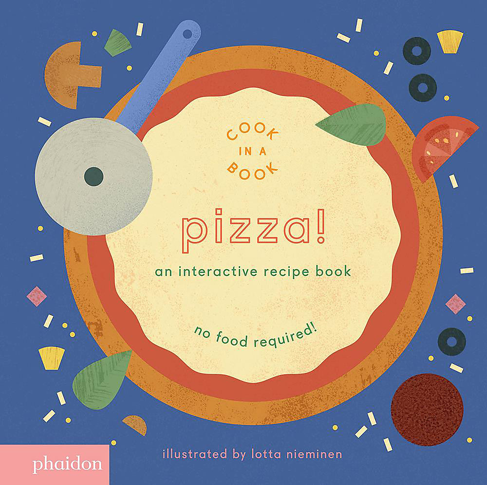 An Interactive Recipe Book | Pizza!