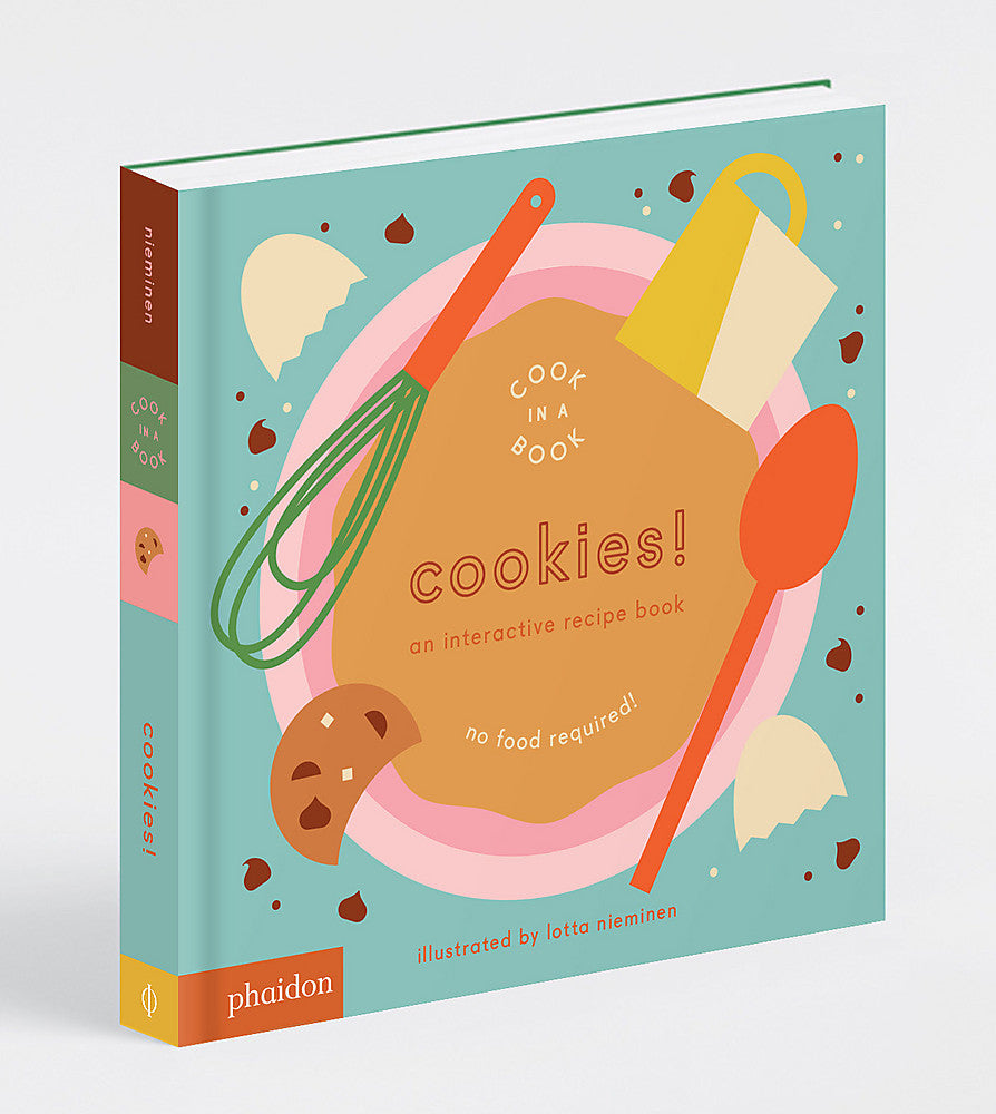 An Interactive Recipe Book | Cookies!