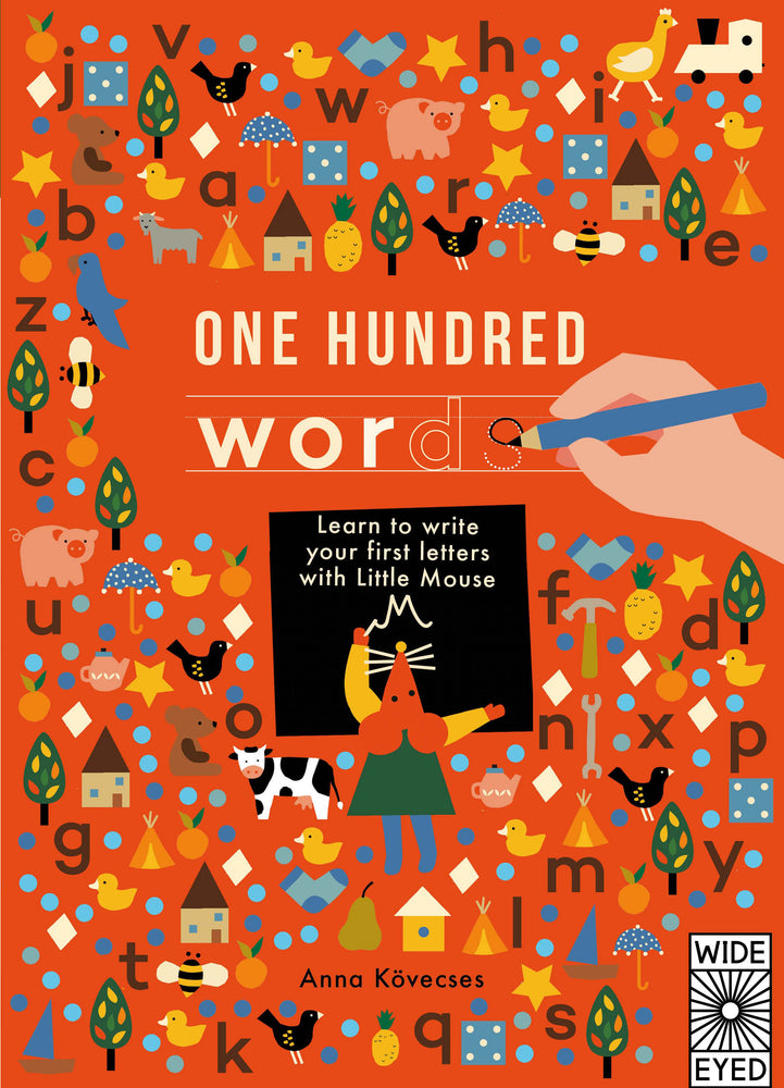 One Hundred Words - A first handwriting book