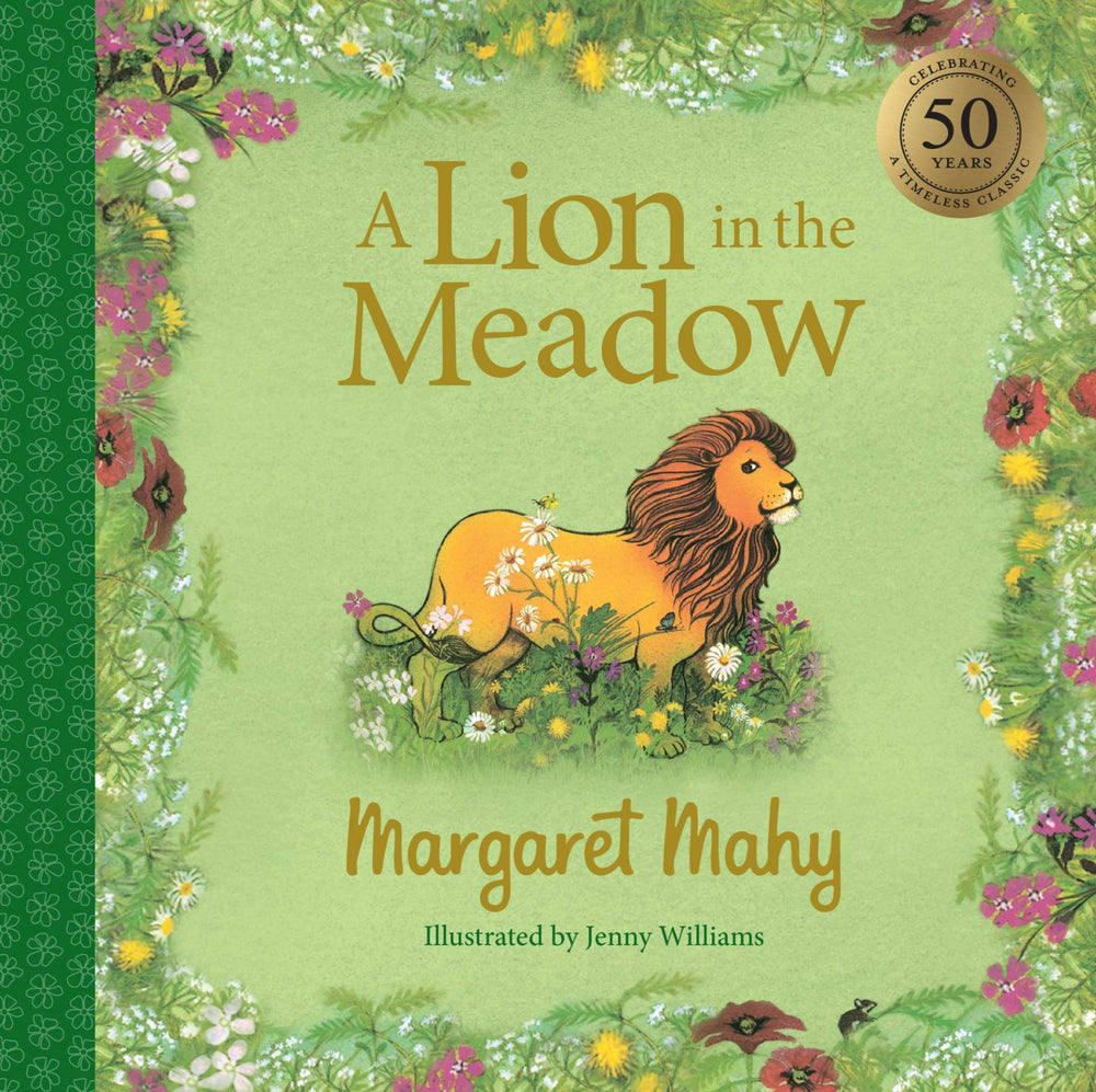 A Lion in the Meadow - Paperback