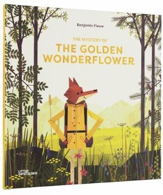 The Mystery of the Golden Wonderflower