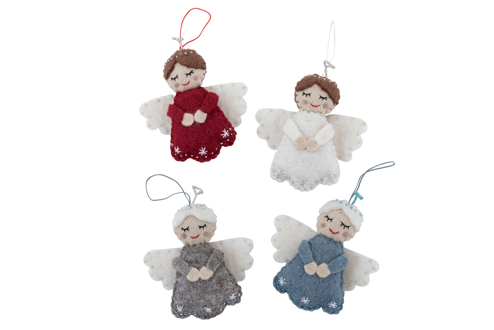 Hanging Decoration | Angel with Halo