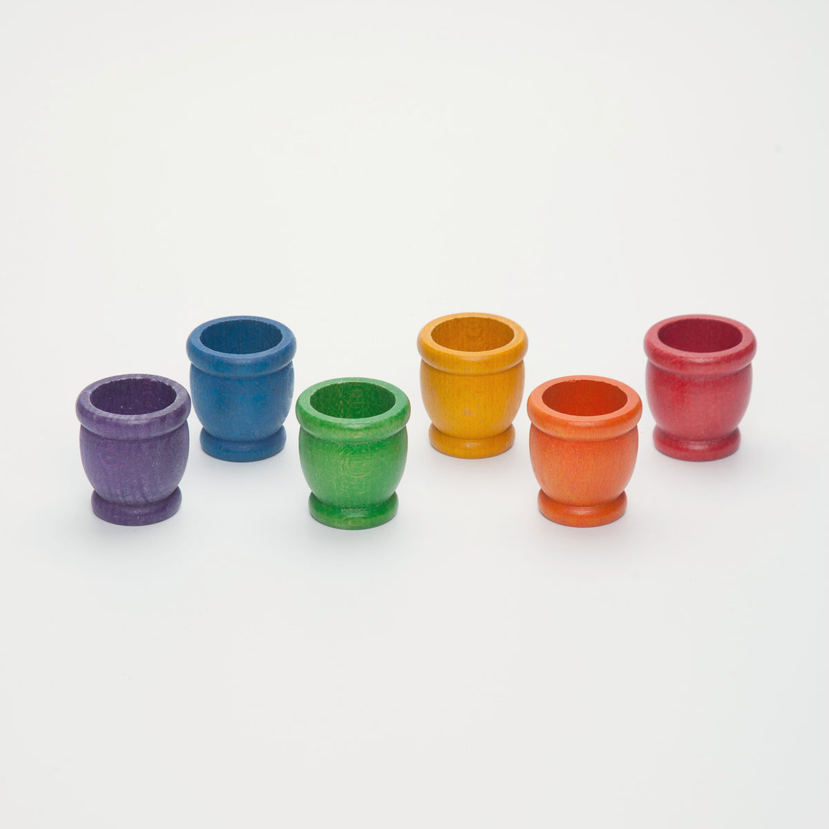 Coloured Mates | Small Set - 6 piece