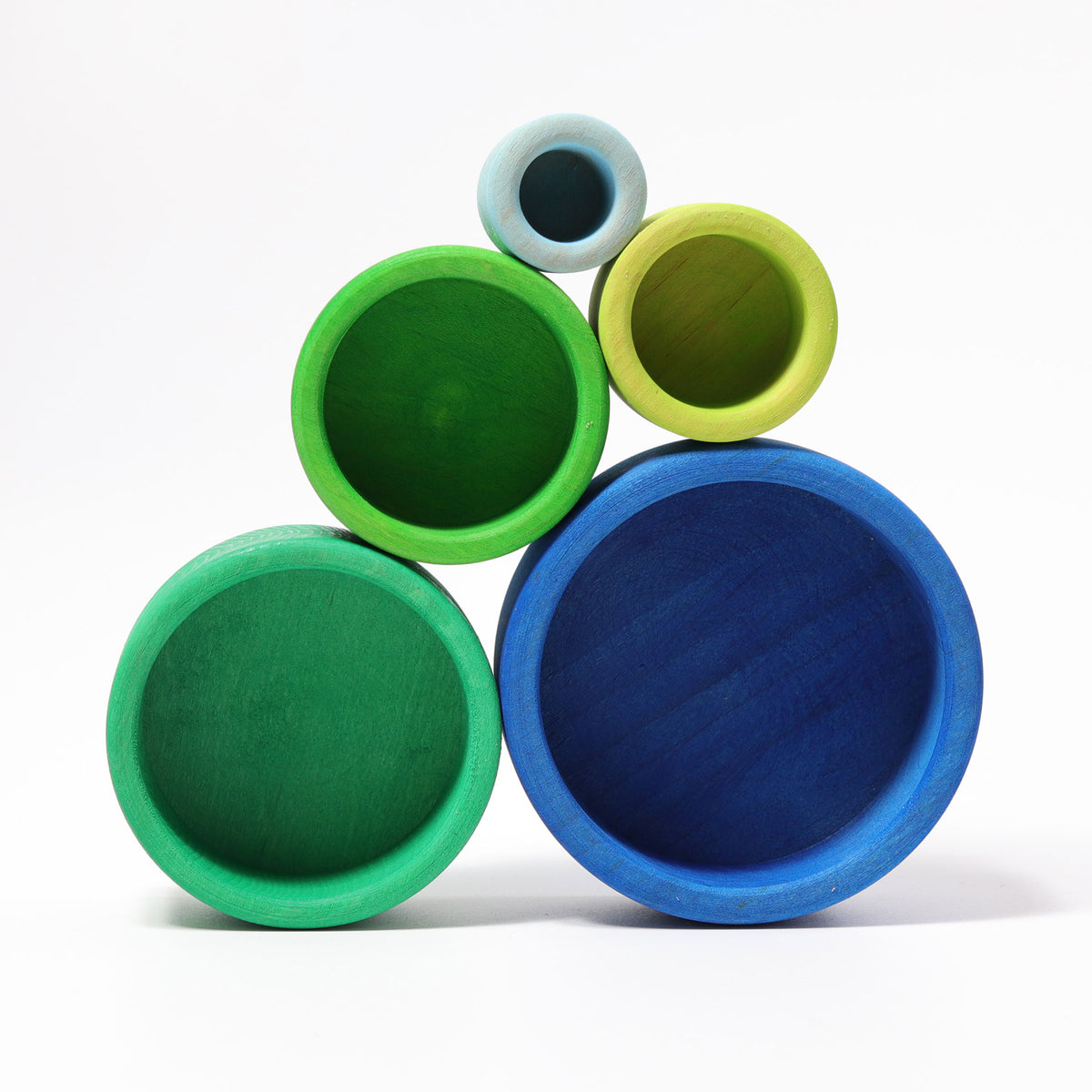 Stacking Bowls - Oceanblue *PRE-ORDER - JAN DELIVERY*