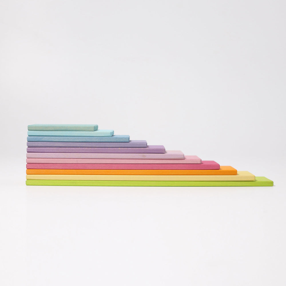 Building Boards | Pastel