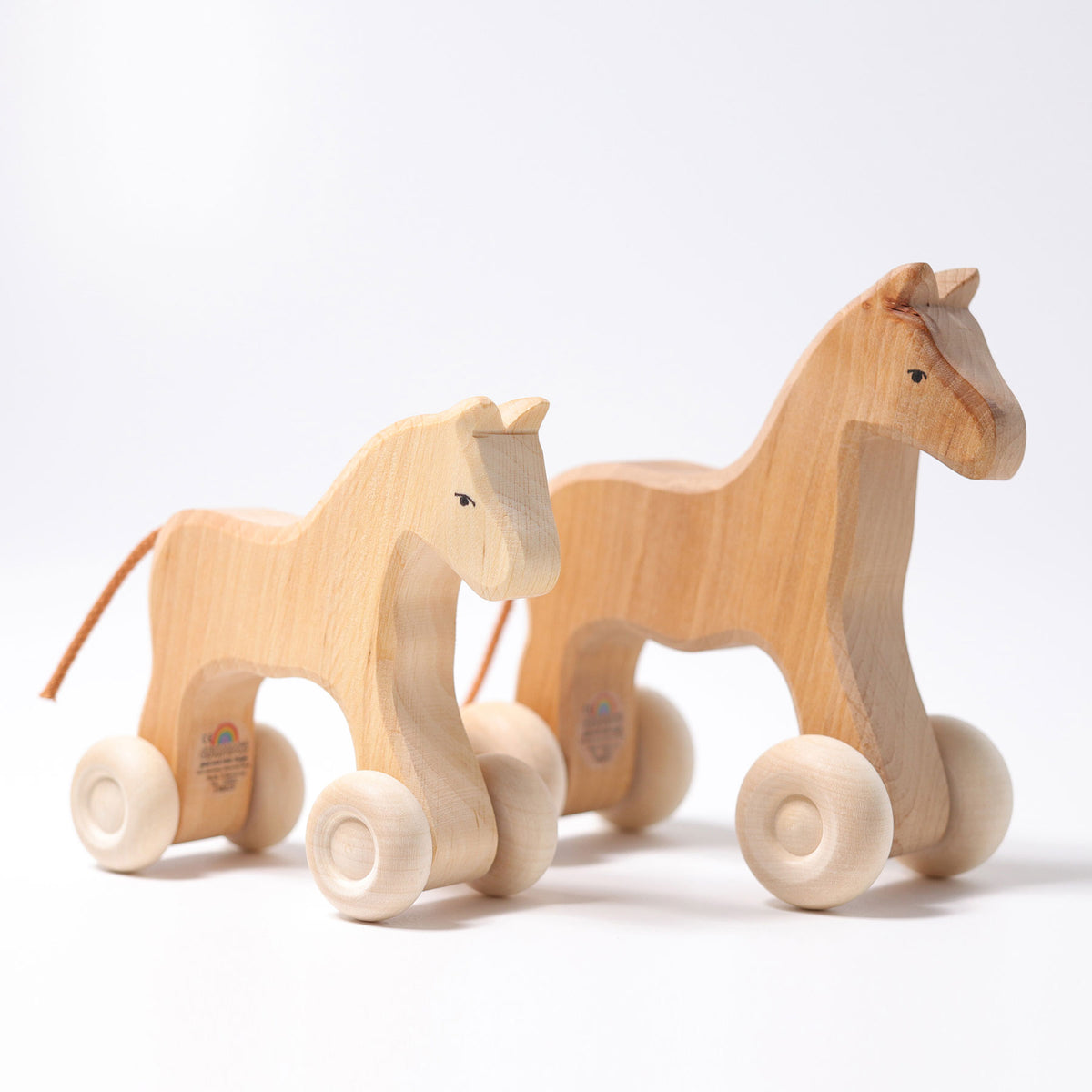 Horse on Wheels | Willy