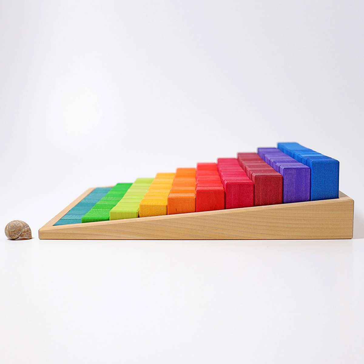 Large Stepped Counting Blocks *PRE-ORDER - JAN DELIVERY*