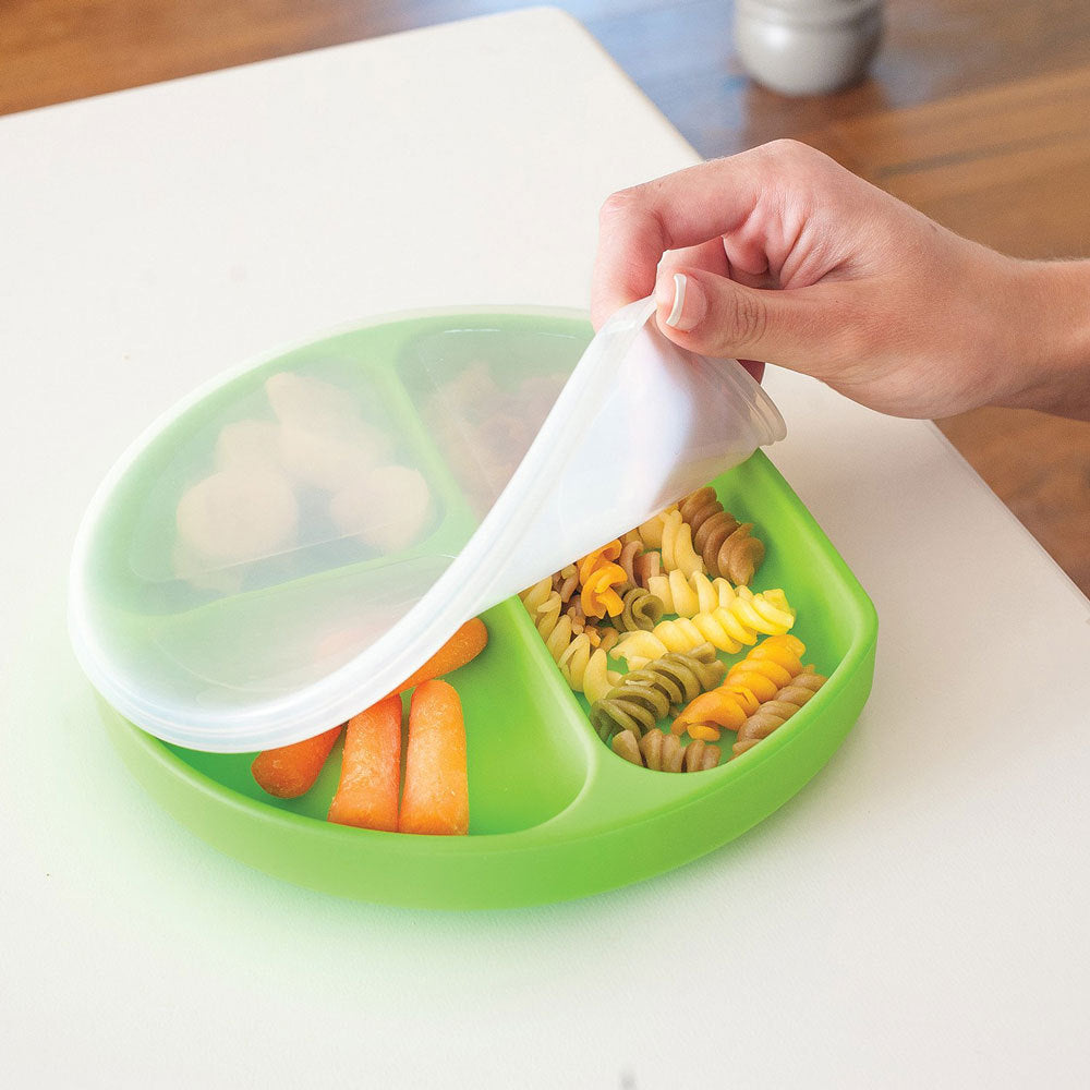 Silicone Grip Dish | Lid Only
