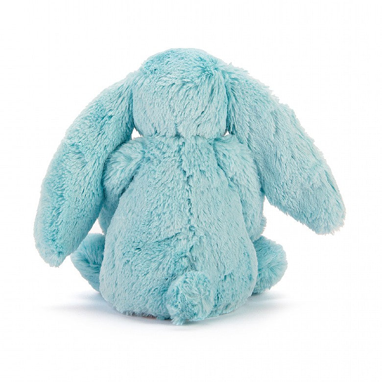 Bashful Bunny - Aqua Small