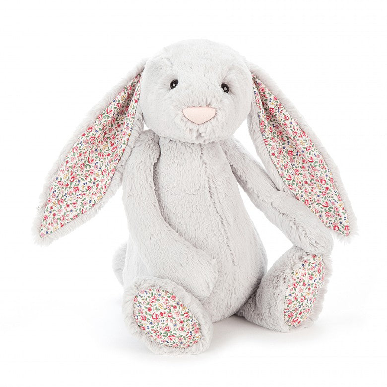 Bashful Bunny - Blossom Silver Medium