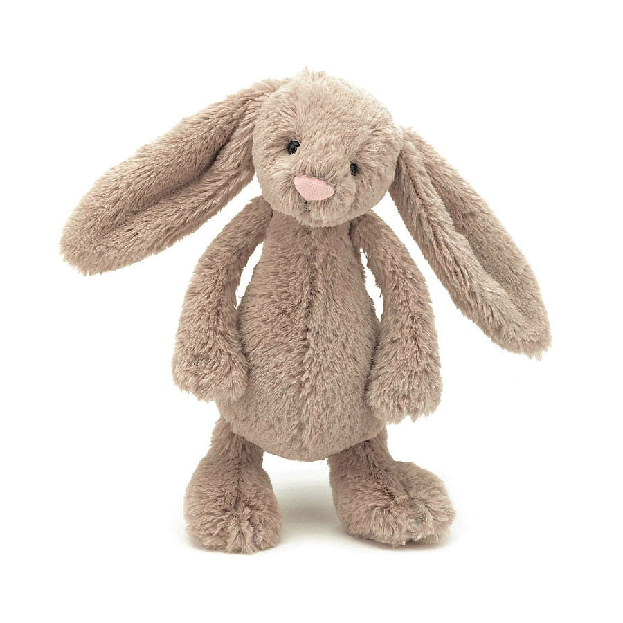 Bashful Bunny - Beige Small
