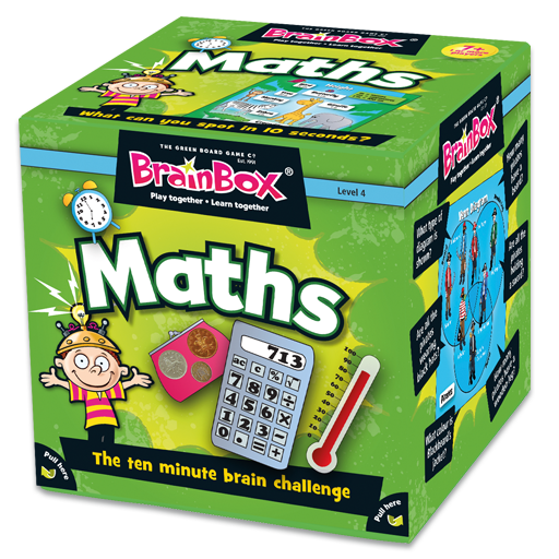 BrainBox | Maths - Level 4 (Age 7+)