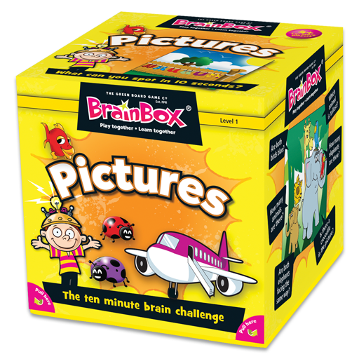 BrainBox | Pictures - Level 1 (Age 4+)