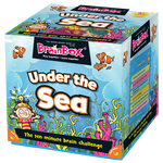 BrainBox | Under the Sea - Level 2 (Age 4+)