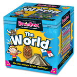 BrainBox | The World - Level 4 (Age 8+)