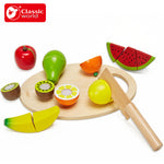 Cutting Fruit - Wooden