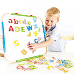 ABC Wooden Magnetic Letters