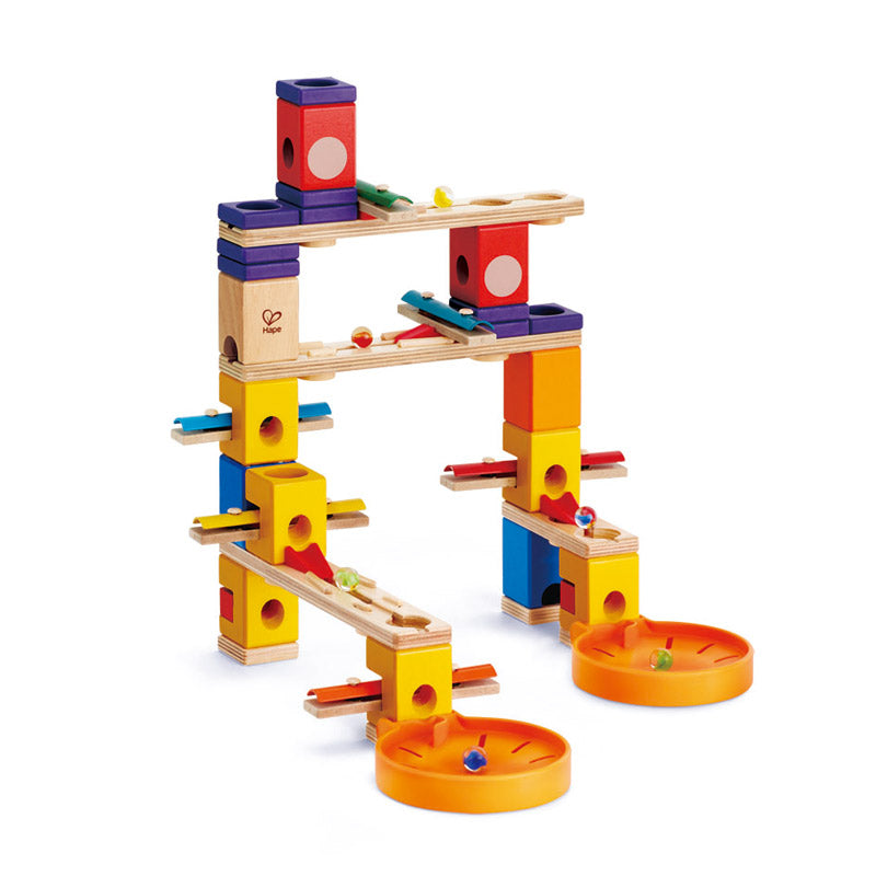Quadrilla | Marble Run - Music Motion
