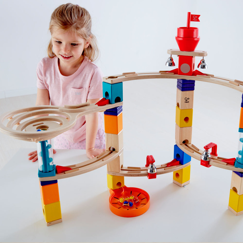 Quadrilla | Marble Run - Castle Escape