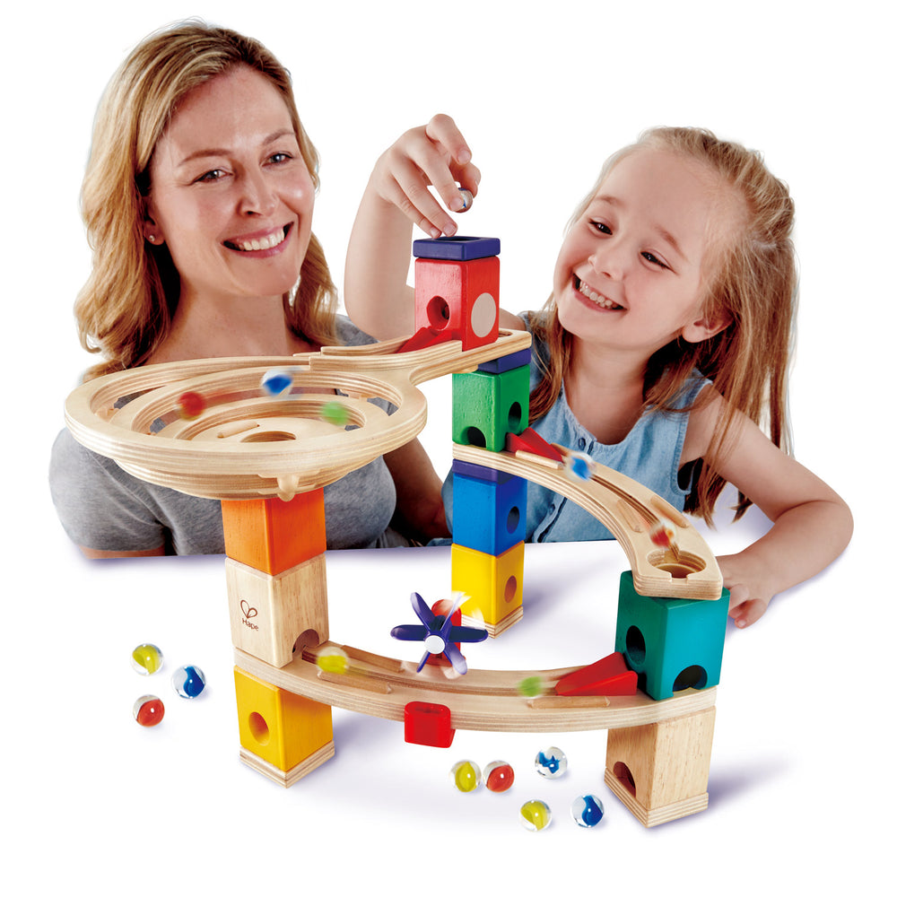 Quadrilla | Marble Run - Race to the Finish
