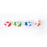 Quadrilla | Marble Run - Control-Block 4 pack