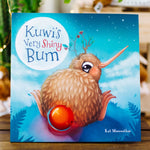 Kuwi's Very Shiny Bum - Paperback