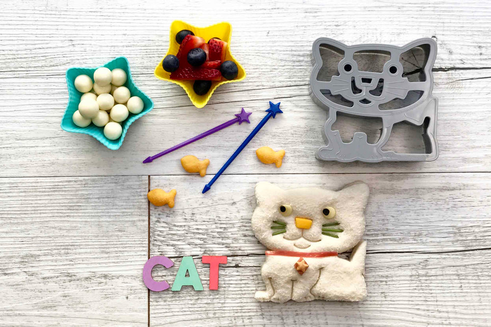 Fun Lunch Kit – Cat