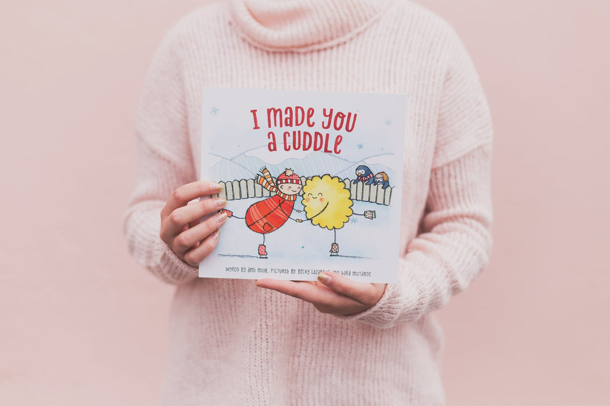 I Made You A Cuddle - Paperback