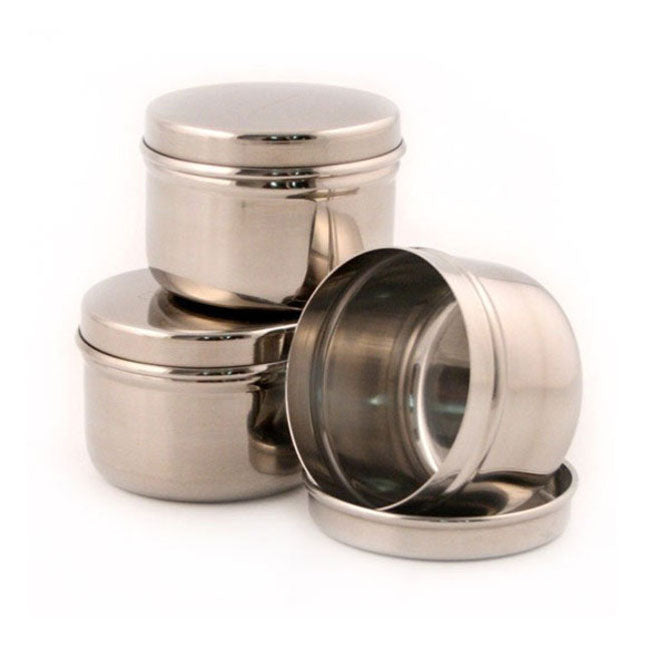 Stainless Steel Containers - Mini 3pk