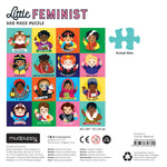 500 Piece Family Puzzle - Little Feminist