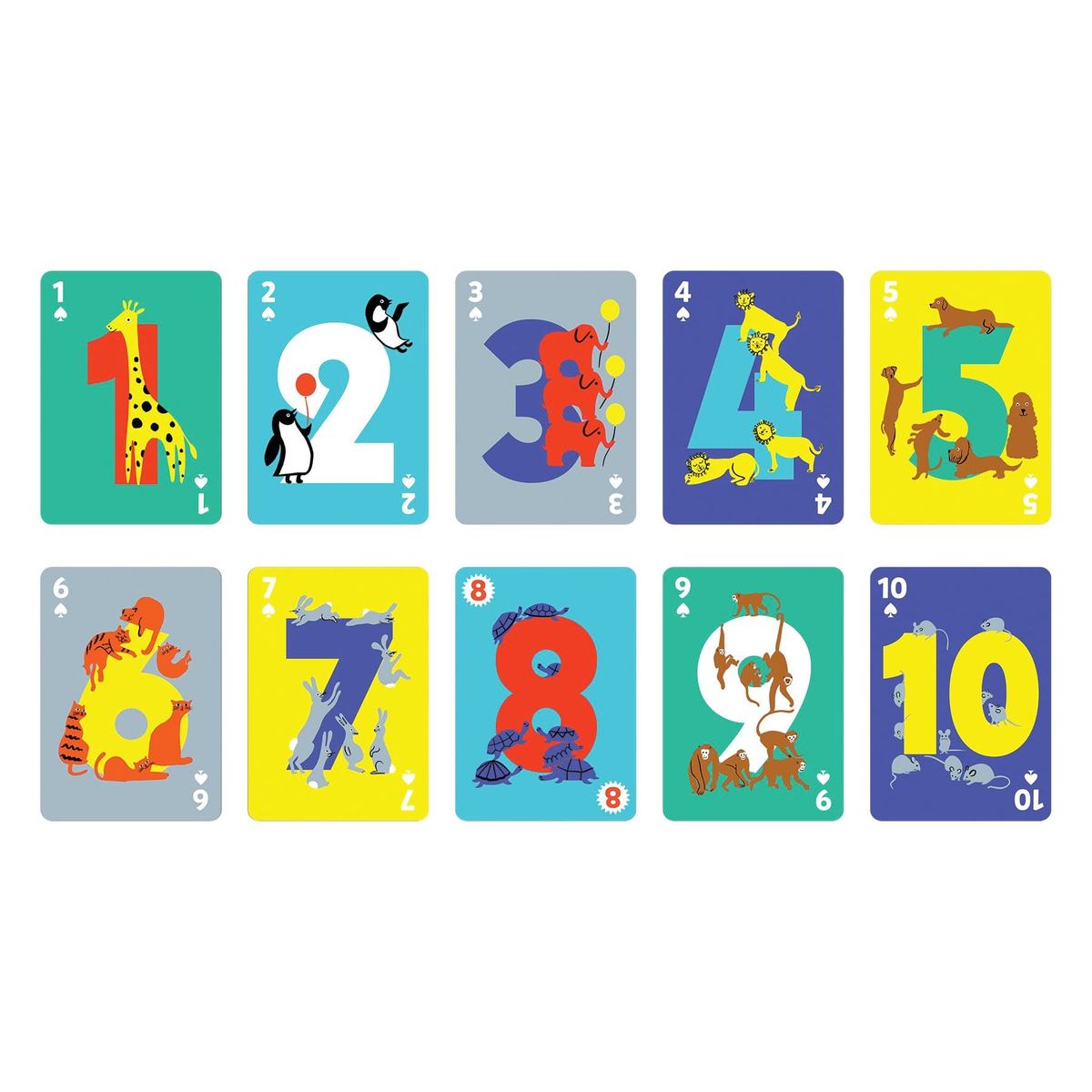 Playing Cards - Crazy Eights