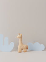 Noah Giraffe Teether | Yellow