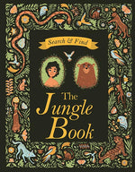Search and Find The Jungle Book