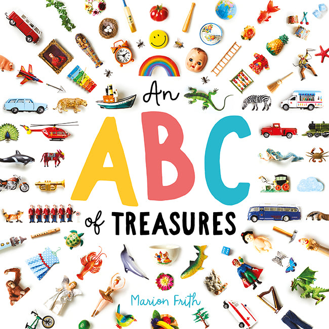 An ABC of Treasures *MORE COMING SOON*