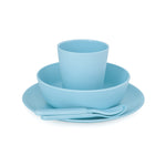 Dinner Set | Bamboo 5pc - Pacific