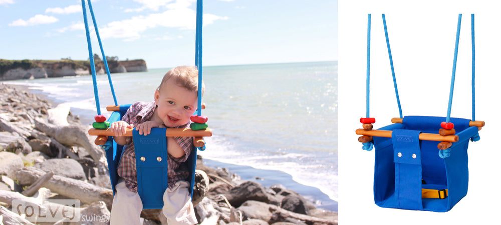 Baby & Toddler Swing | Pacific Blue