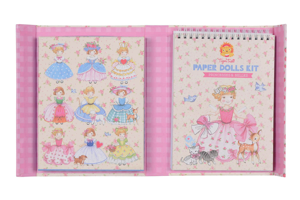 Paper Dolls Kit - Belles & Princesses