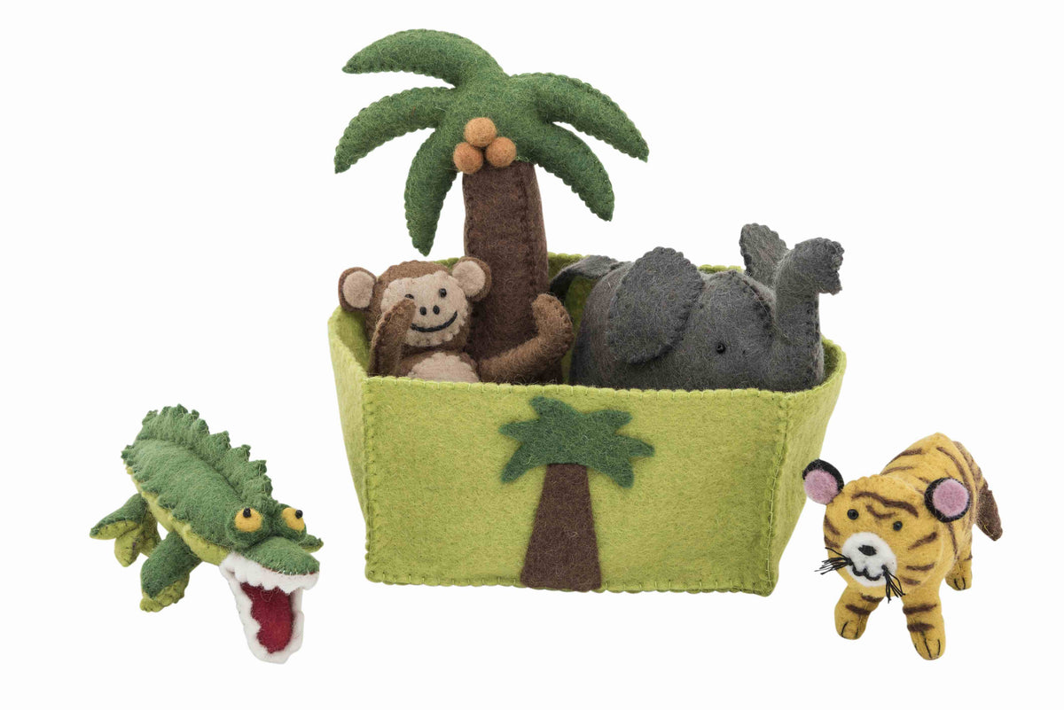 Playset | Jungle