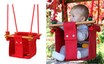 Baby & Toddler Swing | Pohutukawa Red