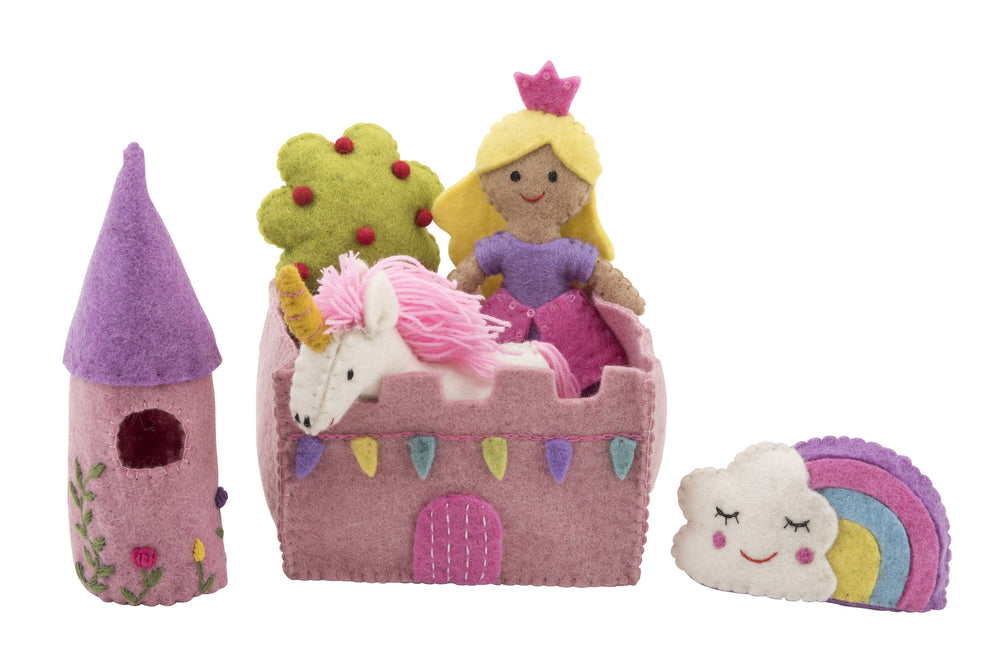 Playset | Princess & Unicorn