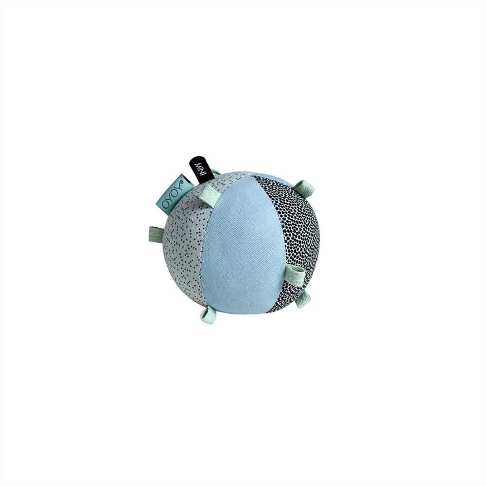 Puzzle Baby Ball | Pale Blue